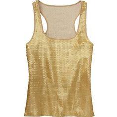 f0c28eeb Designer Clothes, Shoes & Bags for Women | SSENSE. Sequin Tank TopsSequin  ...