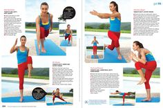 Energy-Boosting, Muscle-Toning Moves Pt. 1 from Fitness Magazine, Nov/Dec '10