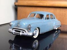 1949 Oldsmobile 98 4 Door Sedan by Cruver promo model Light Blue