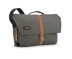 The effortlessly cool messenger with a padded laptop pocket and premium materials