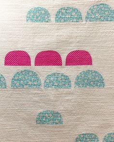 Modern Quilt by michellepatterns, via Flickr