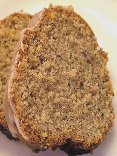 Haselnusskuchen / Hazelnut cake Bizcocho de avellanas mmmmmm.....