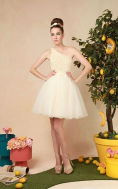 corinne embellished party dress