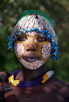 Postcards From Readers: Surma tribe member, Ethiopia | The ...