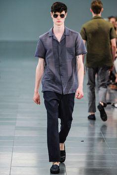Nicole Farhi Spring 2014 Menswear Collection