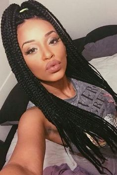 Goddess-like braids are aimed at women with both medium length and long hair. Protective Hairstyles, Weave Hairstyles, Girl Hairstyles, Protective Styles, Goddess Locs, Dreads, Hair Colorful, Tumbrl Girls, Curly Hair Styles