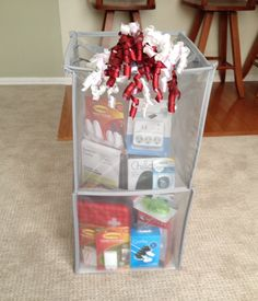 Perfect Household Gift Or Going Away To College Gift