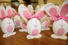Bastelideen Ostern machen die festliche Stimmung noch festlicher
