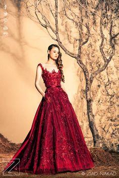 Ziad Nakad - Haute Couture Fall-Winter 2015