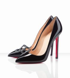 Christian Louboutin Sex 120mm Black
