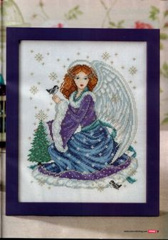 Gallery.ru / Фото #8 - Cross Stitch Crazy 171 декабрь 2012 - tymannost
