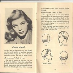 Pin Curl Diagram Uml Use Case Visio 2013 18 Best Setting Patterns Images Pattern Hair Lauren Becall Set Looks Hollywood Hairstyles 1940s Vintage Haircuts