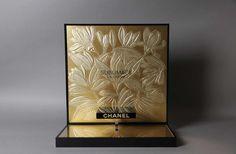 Chanel Sublimage - Créanog, Studio de création, Bureau de fabrication, Atelier de gaufrage et marquage à chaud à Paris