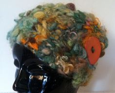 Ear Warmer Cowl Hand spun Hand dyed  more styles at 5th Ave Fibers