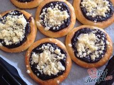 Czech Recipes, Ethnic Recipes, Acai Bowl, Sushi, Muffin, Food And Drink, Breakfast, Czech Food, Cakes