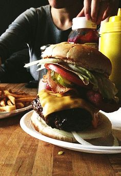 Every burger that you can get your mouth on: | 18 Foods Everyone Must Try Before LeavingNYC