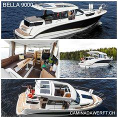 Bella 9000 _______ Mehr Daten bei www.CaminadaWerft.ch Oder einfach über Telefon +41 (41) 340 40 14 Romana Caminada  #bellaboats #yacht #motorboat #motorboot #schweiz #suisse #svizzera #luzern #basel #zürich #genf #geneva #vierwaldstättersee #zürisee #zürichsee #bodensee #speedboot #walensee #genfersee #lacleman #neuenburgersee #lacdeneuchatel #langensee #lagomaggiore #luganersee #lagodielugano #thunersee