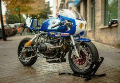 BMW R100R Cafe Racer