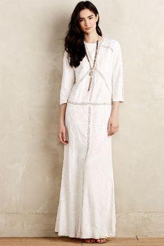 Karimala Maxi Dress - anthropologie.com