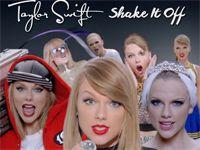 Shake It Off-Taylor Swift-Free Piano Sheet Music & Piano Chords