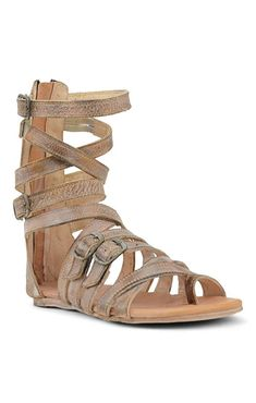b203fac37 Not Rated Womens Crystalyn Fabric Open Toe Casual Gladiator Sandals ...