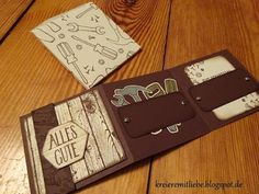 STAMPIN' UP NAILED IT TOOL CADDY FOR TREATS - YouTube