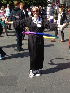 Love festival season in Edinburgh! Nunsense Jamboree @LSoHOBKEN