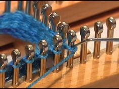 Sock Loom: Heel and Toe Part 1, My Crafts and DIY Projects