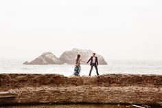 Engagement, Wedding, San Francisco Engagement, Lands End, The Presidio, All Days Wonder Photography