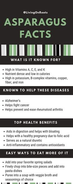 health facts All about asparagus. Health benefits of asparagus, how to purchase asparagus, how to store asparagus, and even the different ways to cook asparagus. How To Store Asparagus, Ways To Cook Asparagus, High Fiber Vegetables, High Fiber Fruits, Organic Vegetables, Big Butts, 200 Calories, Healthy Tips, Meal Prep