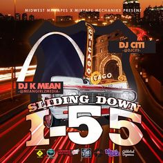 "DJ K Mean, (@MeanGirlzMedia) DJ Citi (@DJCiti) | Slidin Down I-55 [Audio]- http://getmybuzzup.com/wp-content/uploads/2014/10/SD55.jpg- http://getmybuzzup.com/dj-citi-slidin-down-i-55/- DJ Citi - Slidin Down I-55 Midwest Mixtapes own Dj K.Mean & Mixtape Mechaniks own Dj Citi team up to drop a new collaborative effort titled "" Slidin Down I-55"" . This tape has hot new records from artist up and down the I-55 Interstate , the midwest & a few from Chicago &am"