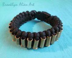 bullet paracord bracelet by tmjordan