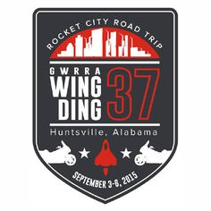 Honda Wing Ding- Huntsville, AL- September 3 to 6, 2015   http://www.lightningcustoms.com/honda-wingding.html  #hondawingding