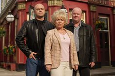 Eastenders is one of Britain's most famous soap operas, known for its gritty plotlines and family feuds. So good.