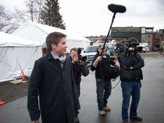 Falling Skies Behind The Scenes: On Location | Three If By Space