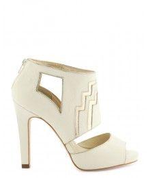 f45d6423b0bc95 11 images formidables de wedding shoes | Bridal shoe, Bride shoes ...