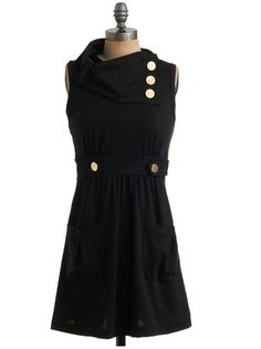 Coach Tour Dress, ModCloth.com - I can see this as my I don't know what to wear today dress