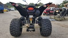 Road legal Quad Bike. For more information: http://www.fresh-group.com/adult-sports-quads.html