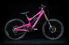 Pink Intense 951 ...bike envy.