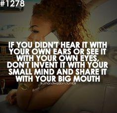 gossip sucks