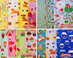 fabric patterns!