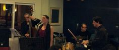 Eva i Fun Jazz. Restaurant El Lleó. Xàtiva, 4-1-2013. Foto cedida per Josep Calataiud.