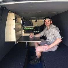 » VAN FITOUTS – EXAMPLE #9 » Drifta Camping & 4WD