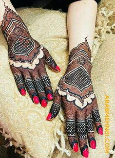 50 Most beautiful Dulhan Mehndi Design (Dulhan Henna Design) that you can apply on your Beautiful Hands and Body in daily life. Henna Hand Designs, Mehndi Designs Finger, Indian Henna Designs, Mehndi Designs Feet, Stylish Mehndi Designs, Mehndi Design Pictures, Wedding Mehndi Designs, Latest Mehndi Designs, Floral Henna Designs