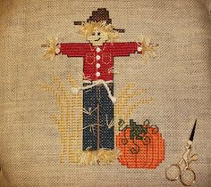 """Free cross stitch pattern """"Some people without brains do an awful lot of talking."""""""