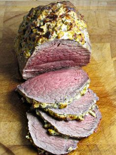 This easy sirloin tip roast is cooked to perfection and incredibly delicious. Perfect every time.