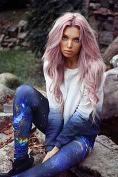 fashionpassionates: Get the leggings here: GALAXY ME LEGGINGS Shop FP | Fashion…
