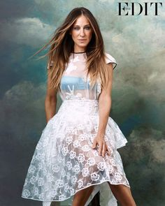 These SJP Photos Are Classic Carrie Bradshaw: Admittedly, it doesn't take much for us to fall in love with Sarah Jessica Parker all over again.