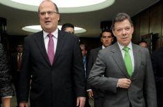 Santos pide a BanRepública mantener tasas de interés en 4.5%