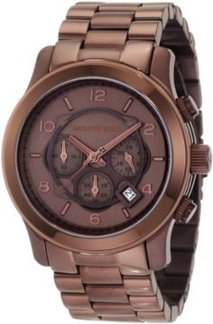 Michael Kors Men s MK8204 Runway Stainless Steel Quartz Chronograph Watch d1239fe39b